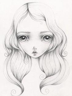 Sketch by Lauren Saxton