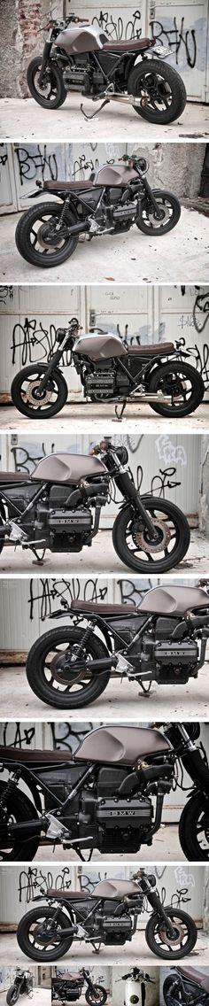 Custom BMW K75 par Sumisura - Journal du Design