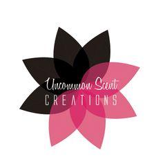 Uncommon Scent Creations logo | Linda Fung #logo, #design, #identity Logo Design, Graphic Design, Brand Me, My Works, Invitation, Bath, My Love, Logos, Products