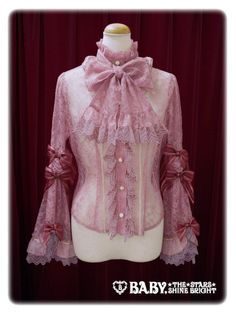 B39BL461 Labyrinth Collection Room Lace Blouse