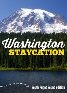 Staycation Fun :: South Puget Sound Edition {Washington} – Queen Bee Coupons