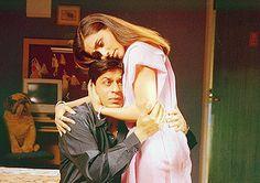 Shahrukh Khan and Rani Mukherji - Chalte Chalte (2003) Source: sulekha.com