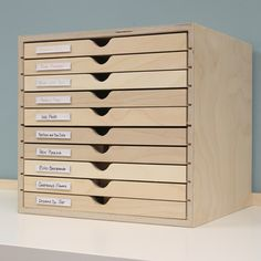 Drawer Cabinet - Stamp-n-Storage