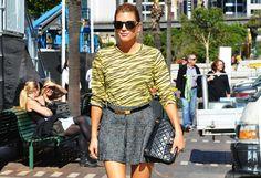 Glam#fashion#animalprint#
