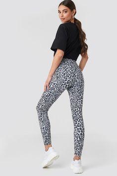 7c19ffa9c504b 20 Best Leopard Print Leggings images | Leopard print leggings ...