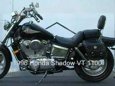 Loves His, 1996 Honda Shadow VT 1100 ! Honda Shadow 1100, Cool Motorcycles, Bike, Cars, Style, Bicycle, Swag, Autos, Bicycles