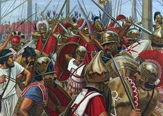 View the Mod DB Ancient Weapon Lovers Group image Romans fighting Carthaginians Greek History, Roman History, Ancient History, Carthage, Ancient Rome, Ancient Greece, Military Art, Military History, Alexander The Great