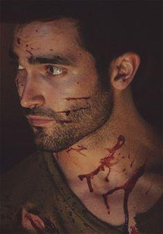 Teen Wolf ~ Derek Hale (Tyler Hoechlin) - this scene gave me so many feels
