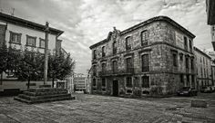 Ciudad vieja. A Coruña Spain Travel, Animal Crossing, Louvre, Street View, Building, Animals, Old Photography, Houses, Antique Photos
