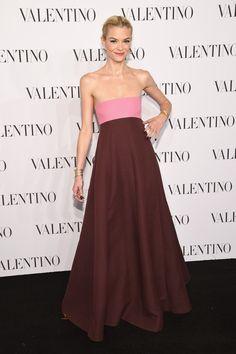 Jaime King Strapless Dress - Strapless Dress Lookbook - StyleBistro