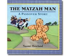 Kids Jewish Passover Books - The Matzah Man: A Passover Story
