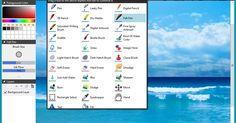 Το SmoothDraw είναι απλό λειτουργικό πρόγραμμα ζωγραφικής που μπορεί να παράγει υψηλής ποιότητας φωτογραφίες. Υποστήριξη πολλών ειδών brushes ( en pencil dry media airbrush bristle brush image hose κ.λπ.) καθώς και κατάλληλα εργαλεία για ρετουσάρισμα. Δεν απαιτείται εγκατάσταση.  SmoothDraw 4  Author's Website: ΛΕΙΤΟΥΡΓΙΚΟ ΣΥΣΤΗΜΑ: Windows