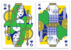 Lunatica Playing Cards by Thirdway Industries — Kickstarter