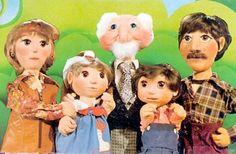 Passe Partout...les marionnettes.