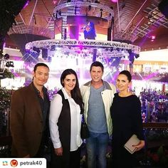 @petrak40 thanks for sharing Elisebete Reis photo @petrak40:It was such a pleasure to meet two of the amazing Il Divo singers Urs Bühler and Sébastien Izambardat at the grand opening of the Mall of Qatar. xoxo Elisabete Reis #glamyourimage #fashion #qatari_and_qataria #qatar #music Il Divo Sebastian Izambard Urs Bühler#sebdivo #ildivours