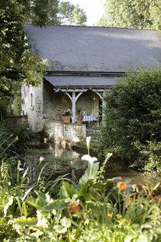 Le moulin Bregeon france