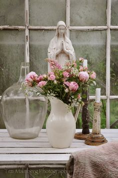 Romantic Roses. Styling and photography © Titti Malmberg for HWIT BLOGG