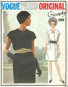 Vogue Paris Original 2086 by Givenchy