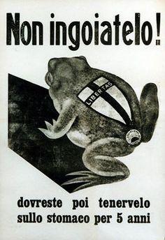 Jeneregretterien febbraio 2006 manifesti politici for Lista politici italiani