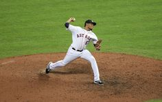 CrowdCam Hot Shot: Houston Astros relief pitcher Jorge De Leon pitches during the thirteenth inning against the Cincinnati Reds at Minute Maid Park. Photo by Troy Taormina