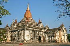 ananda temple travel - myanmar tour