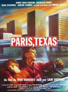 INFLUENCES: Paris, Texas