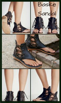 b08bec63056 Baske Sandal - Ok so I have officically fallen in love. Number one on my  list is obtaining these shoes!