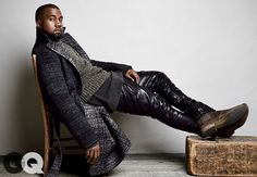The Kanye West Guide to God-Level Fashion | GQ http://CelebNewsPlus.com