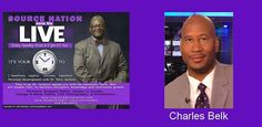 """http://www.blogtalkradio.com/sourceradio/2015/11/08/everything-wkathy-b-charles-belk-asha-tarry-pastor-kynne-smith  Source Nation! Join us tonight at 6:15 EST for, It's Your Time: Personal Development with Dr. Jackson as he welcomes Charles Belk into the studio to discuss, """"What Role Does Facing and Overcoming Adversity Play In Personal Development? """"  Call in at 619-924-0933.  @trecie_jeffcoat @kathyb918 @srn_kathyb @tjackphd @charlesbelk @aautvradio"""