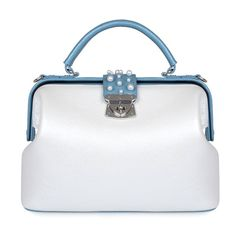 da4513b470661 Leather Top Handle Bag, Milk pearl Leather Handbag Top Handle, Women's  Leather Bag KF-1856