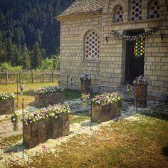Fleurs trikala greece wedding