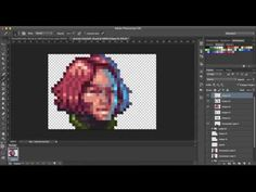 Behind The Scenes: Character Portraits - YouTube