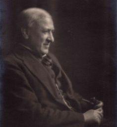 Charles Rennie Mackintosh / 1920. E.O. Hoppe