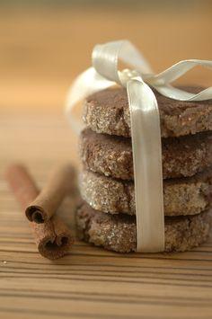 Chocolate Icebox Cookies  -  (Chocolate Desserts)