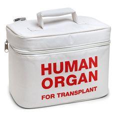 Borsa Termica Trasporto Organi