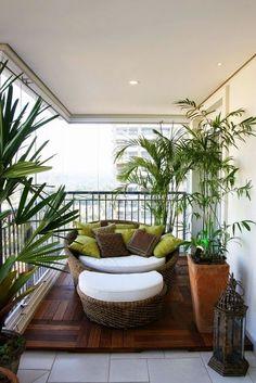 68 Ideas Cozy Patio Ideas Apartments Porches For 2019 Modern Balcony, Small Balcony Design, Small Balcony Garden, Small Balcony Decor, Outdoor Balcony, Terrace Design, Outdoor Decor, Balcony Gardening, Apartment Balcony Garden