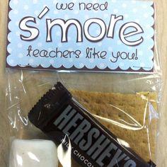 Teacher appreciation gift I received.