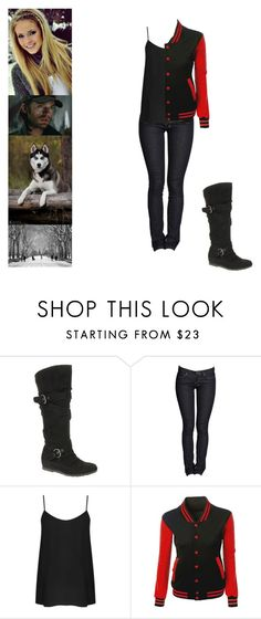 """""""Aphrodite Quinoa Heart in Central Park"""" by hobbits-and-elves ❤ liked on Polyvore featuring Topshop"""