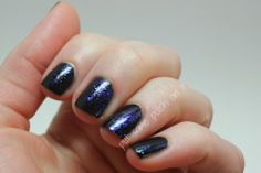 Put some Polish on It: starry night darkness