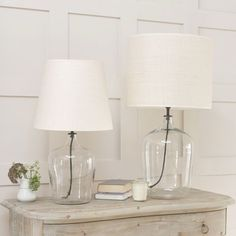 Gorgeous Glass lamp from Loaf Bedside Table Lamps, Bedroom Lamps, Bedroom Decor, Bedroom Ideas, Glass Table Lamps, Best Bedside Lamps, Bedroom Ceiling, Lamp Inspiration, Comfy Sofa