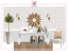 Home-Styling: Style advice * Dicas em Estilo - the entrance hallway * o Hall de entrada