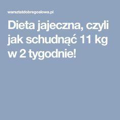 Dieta jajeczna, czyli jak schudnąć 11 kg w 2 tygodnie!