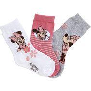Lot de 3 paires de chaussettes Minnie Bébé