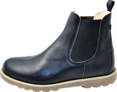 Leather boot Anders from Kavat. Black. Shop online at www.kavat.com