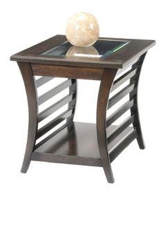 208 Rectangular End Table by Liberty. $304.04. Width 23. Height 24. Material Select Hardwoods. Length 27. Multi-Step Hand Applied Glazed FinishBeveled Glass InsertTransitional 48 Inch Cocktail TableLatter Slatted Desing ApplicationSaber Shaped Leg DesignReady For Easy Assembly. Liberty Furniture is a dedicated provider of all wood products encompassing the bedroom, dining room, entertainment, occasional and home office categories. They use high-quality wood with the...
