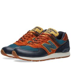 New Balance M576YP - Made in England (Multi) | END.