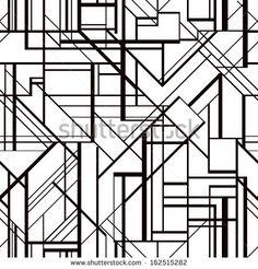 geometric lline drawings - Google Search