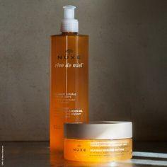 Rêve de Miel®, le kit parfait pour chouchouter ma peau à l'heure du bain !