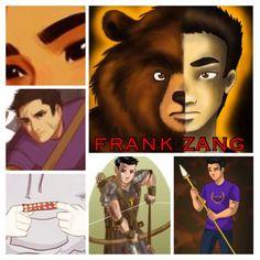 Frank Zang collage
