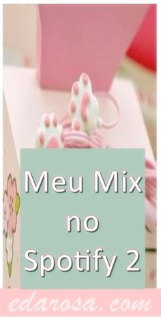 Playlist: Meu Mix no Spotify 2 Music Hits, Pop Music, Let You Down, Let It Be, Rick Astley, Enjoy The Silence, Tears For Fears, Make You Cry, Funny Me